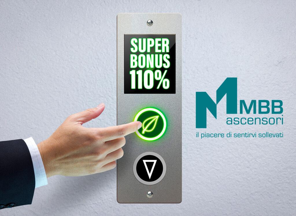 Superbonus 110% per ascensori, con sconto in fattura? Noi lo facciamo!